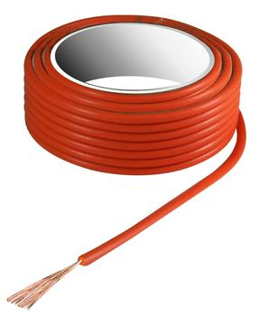 Kabel 5m orange 0,5mm²