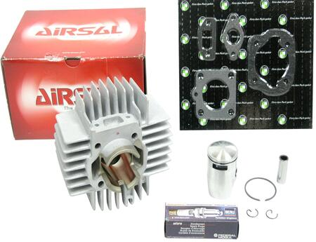 Cylinder 38mm Airsal T6 Racing gl.model