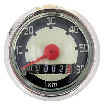 Speedometer org model 60km