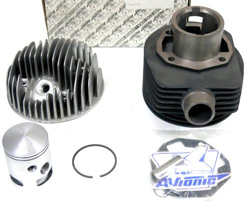 Cylinderkit 52,5mm Vespa PX125